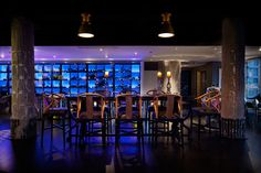 Kartel is a destroy chic lounge in the French concession in Shanghai.
