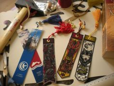 Game of Thrones Bookmark Project