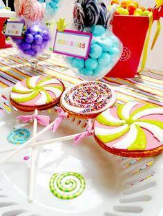Candy Land theme