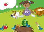 Memoria en el Picnic en los juegos infantiles gratis para niños y niñas de VivaJuegos.com