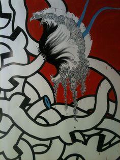 Noumeda Carbone Live painting – work in progress - Castro Street Art Project – OldNoumeda Carbone Live painting – work in progress - Castro Street Art Project – Old Jaffa, Tel Aviv Jaffa, Tel AvivNoumeda Carbone Live painting – work in progress - Castro Street Art Project – Old Jaffa, Tel Aviv