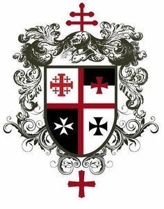 Templar coat of arms