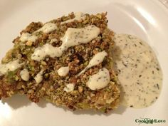 Pistachio Crusted Chicken w/ Mustard Cream Sauce