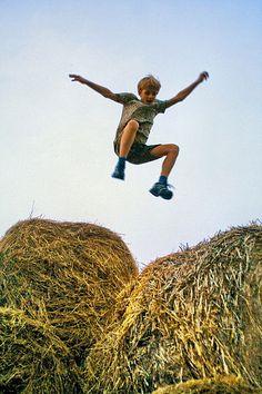 Flying Guy (c) R Neil Marshman