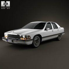 Buick Roadmaster sedan 1991