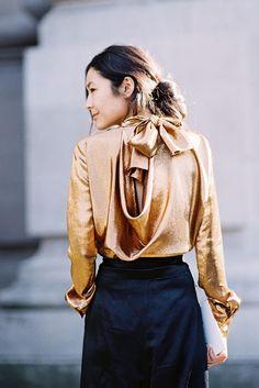 Парижская Неделя моды AW 2 015 .... Камиля | Ванесса Джекман | Bloglovin '