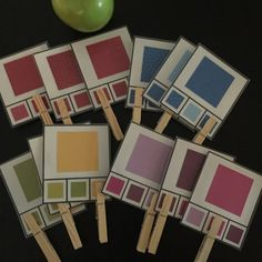 Color Match Colour Match Shades and Tints by inteGREATions on Etsy