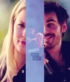captain hook and emma...i want to ship it...but i also want her and neal!!!! ahh! feels!