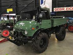 Agri Classic - Assen 2017 I - Agrifoto. Mini Trucks, 4x4 Trucks, Cool Trucks, Lifted Trucks, 1957 Chevrolet, Chevrolet Trucks, Chevrolet Impala, 4x4 Tires, Mercedes Benz Unimog