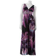 Beautiful, long dress