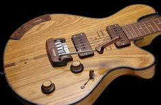 "Jersey Girl Homemade Guitars ""Sandy"" Tapa"