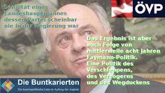 ÖVP+auch+in+der+Niederlage+noch+Abgehoben Stricken