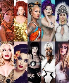 I ADORE all these sweet queens!!!