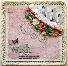 Wish card.