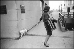Around the Corner Chicago, 1963   © Bruce Davidson / Magnum Photos