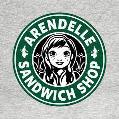 Arendelle Sandwich Shop