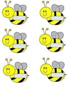 Busy Bees Classroom Job Chart by One Teacher's Adventures Classroom Job Chart, Classroom Labels, Classroom Jobs, Classroom Displays, Bee Activities, Bee Pictures, Art Drawings For Kids, Bee Art, Bee Crafts