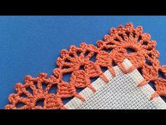 Crochet Doilies, Crochet Flowers, Crochet Lace, Crochet Edging Patterns, Crochet Borders, Braided Rag Rugs, Crochet Flower Tutorial, Diy Projects For Beginners, Free Pattern