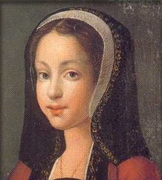 Joanna of Castile – Childhood and betrothal Women In History, Art History, European History, Joanna Of Castile, Adele, Spanish Netherlands, Spain History, Royal Monarchy, Queens
