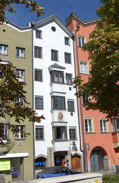 Denkmalgeschütztes Stadthaus Mariahilf-Zeile #denkmalschutz #wahrzeichen #architecture