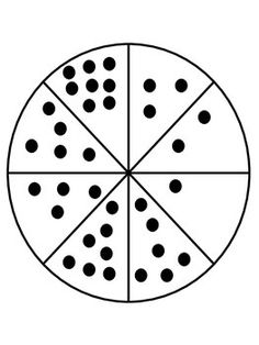 Add velcro to one wheel and have students match up the pieces . Numbers Preschool, Learning Numbers, Preschool Classroom, Kindergarten Math, Montessori Math, Montessori Toddler, Abc Coloring Pages, Quiet Book Templates, School Posters