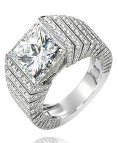Diamond Rings : Chopard