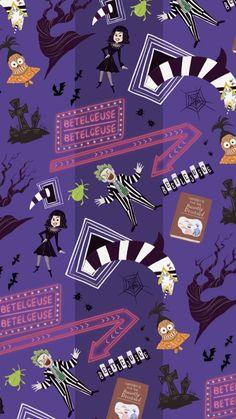 Cute Wallpaper Backgrounds, Aesthetic Iphone Wallpaper, Cute Wallpapers, Aesthetic Wallpapers, Iphone Wallpapers, Theatre Nerds, Musical Theatre, Theater, Beetlejuice