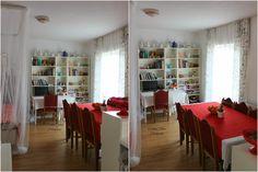 My world in a jar: Despre livingul- dinning- dormitor