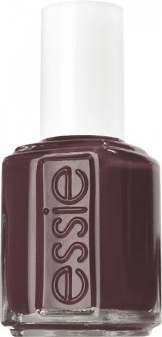 The Scoop, Nail Lacquer & Nail Polish Trends by Essie. Discover the latest in nail trends and nail polish colors celebrities are wearing from Essie. Essie Gel, Essie Nail Colors, Nail Polish Colors, Nail Colour, Essie Merino Cool, Blush Pink Nails, Purple Nail, Purple Gray, Lush
