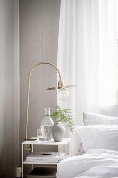 Tonuri neutre de culoare și o amenajare relaxată pentru un apartament scandinav de 59 m² Jurnal de design interior