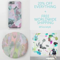 ALL WEEKEND LONG! 20% OFF EVERYTHING + FREE WORLDWIDE SHIPPING IN MY @society6 STORE!!    #homedecor #design #pattern #Society6 #instagood #artist #cool #love #picoftheday #artist #accessory #apparel #fashion #camouflage #home #decor #decoration #tech #iphone #cases #digitalart #style #deal #decoration #sale