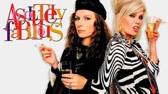 This show just kills me, it's so hilarious. Jennifer Saunders and Joanna Lumley are so funny and Jennifer's writing is brilliant! I love her sense of comedy and fearlessness. (: