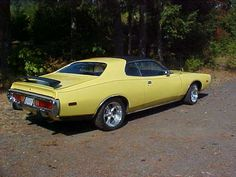 1973 Dodge Charger..Re-pin Brought to you by agents of #CarInsurance at #HouseofInsurance in Eugene, Oregon