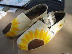 sunflower toms