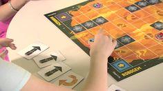 Robogem on koko perheen hauska strategiapeli, jossa ohjelmoinnin perusasiat tulevat helposti tutuiksi!