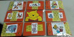 Winnie the Pooh Pocket Letter Created by Christina Ellis