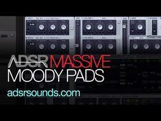 NI Massive - Moody Pad - How To Tutorial