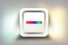Dribbble - iOS-icon3.jpg by DrawingArt - via http://bit.ly/epinner