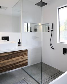 Shower Recess – Tips and Tricks – Small Bathroom Renovations Perth – Small Bathrooms WA Specialists Bathroom Renos, Budget Bathroom, Laundry In Bathroom, Bathroom Renovations, Master Bathroom, Bathroom Ideas, Rain Shower Bathroom, Bathroom Tapware, Remodel Bathroom