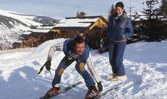 Royals who love to ski