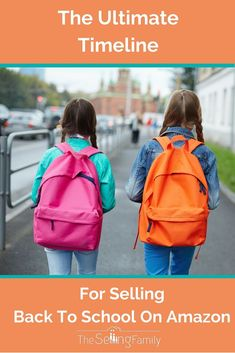 The Ultimate Timeline For Ing Back To School On