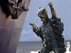 Johnny Sokko and Giant Robot  faced many foes.