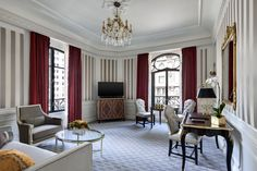 All sizes | The St. Regis New York—5th Avenue Suite Living Room | Flickr - Photo Sharing!