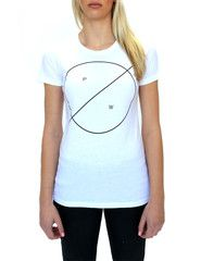 """Women's """"P/W"""" T  proceeds go towards clean water well projects"""