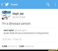 DAY6 Jae tweets