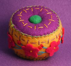 Basic Bottlecap Pincushions How To