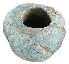 VIKING CERAMIC BEAD C.866-167 AD