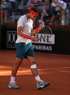 Rafael Nadal - The Internazionali BNL dItalia: Day 8