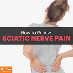 Sciatic nerve pain - Dr. Axe
