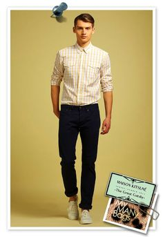 Kitsuné 2012 Spring/Summer Collection: The classic F. Summer Collection, Dapper, Menswear, Spring Summer, Men Casual, Man Shop, Mens Fashion, My Style, Mens Tops